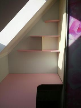 """Мебель для детской комнаты """"Pink"""""""