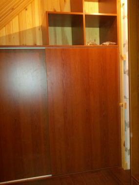 Набор мебели в гардеробную комнату