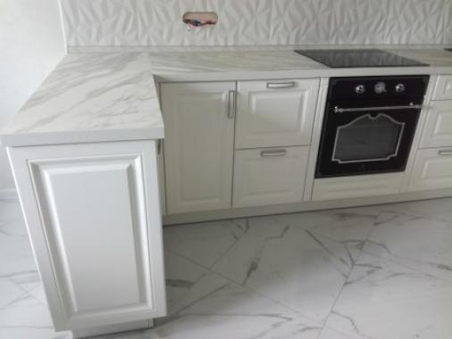 """Кухня классика ЖК """"Патриотика"""""""