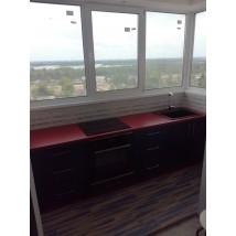 Кухня на балконе под заказ