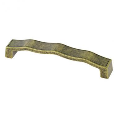 Ручка Ferro Fiori D 4190.128 античная бронза