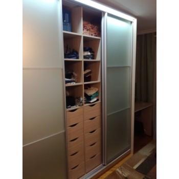Шкаф купе + комплект мебели
