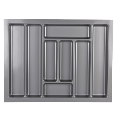 Лоток для столовых приборов (Украина) 700 серый (Ш630хГ480хВ45мм)